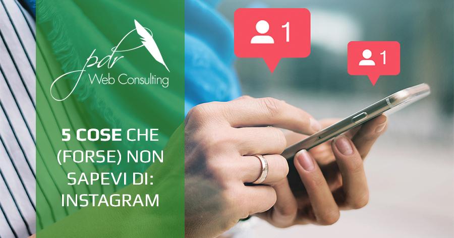 La Credenza Instagram : Cose per aumentare i tuoi follower su instagram pdr web consulting